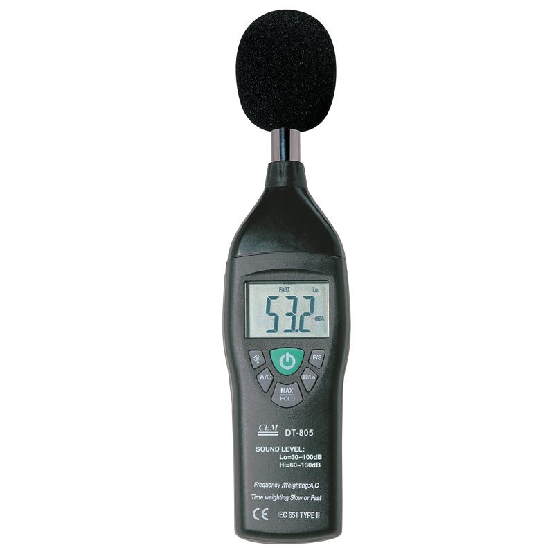 DT-805噪音计