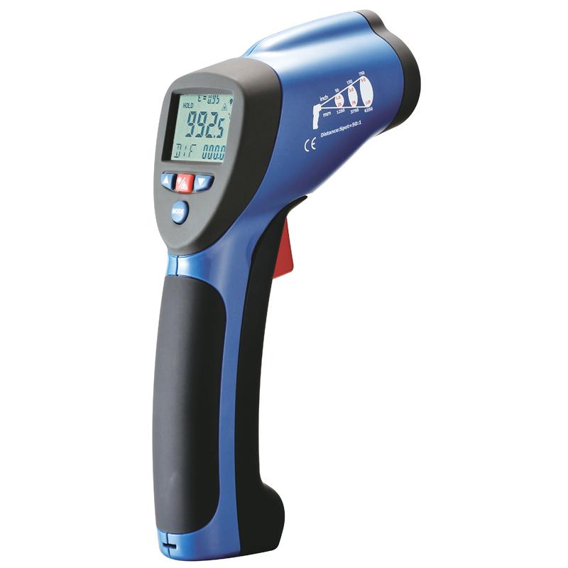 DT-8856H中高温红外测温仪