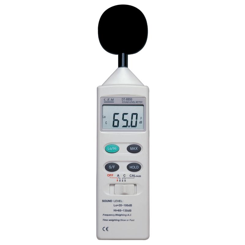 DT-8850噪音计