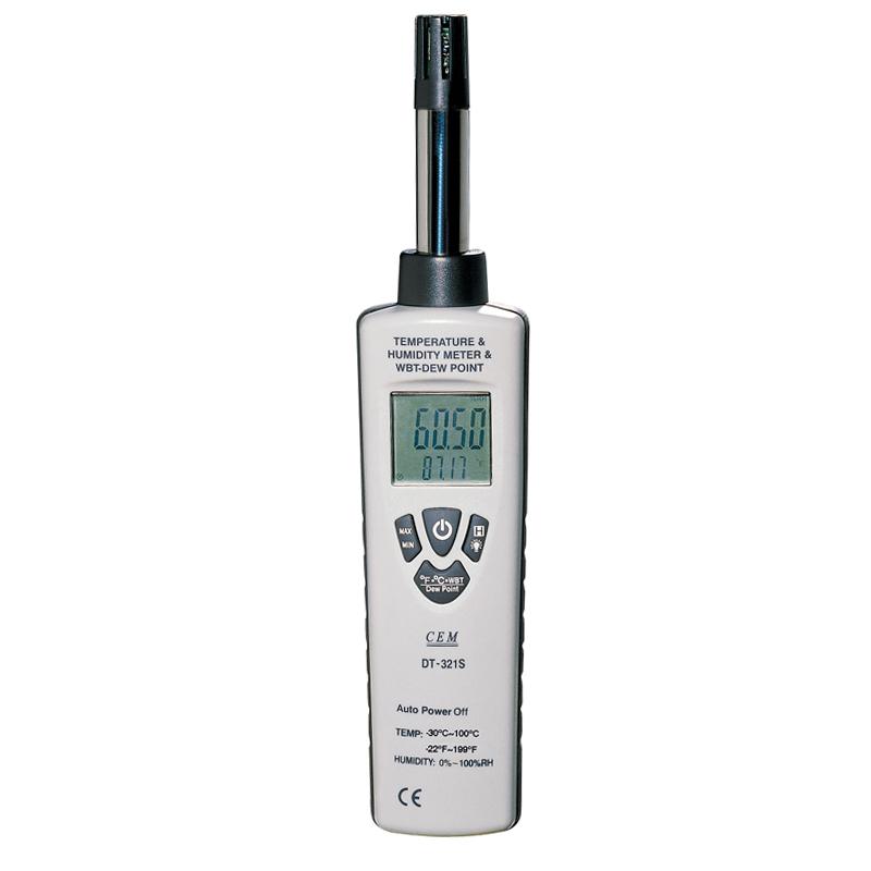 DT-321S专业温湿度计