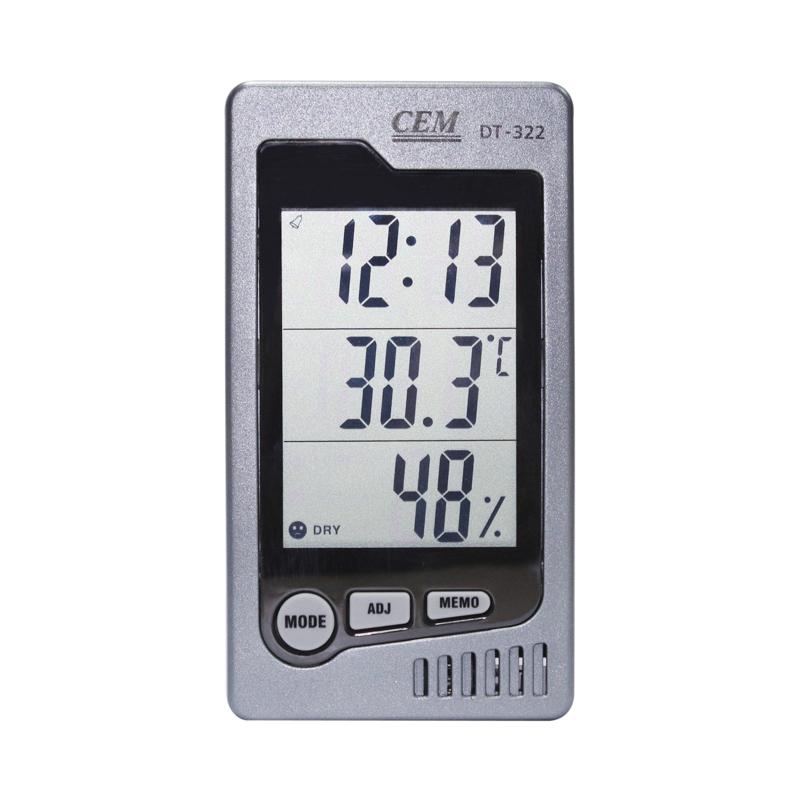 DT-322电子温湿度计