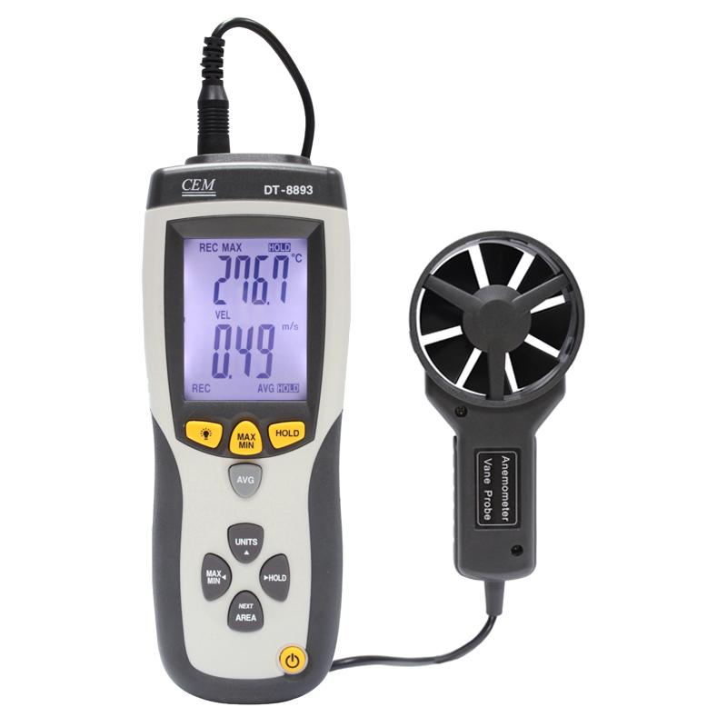 DT-8893专业风速仪