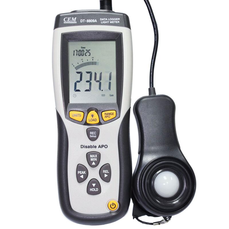 DT-890A专业光照度计
