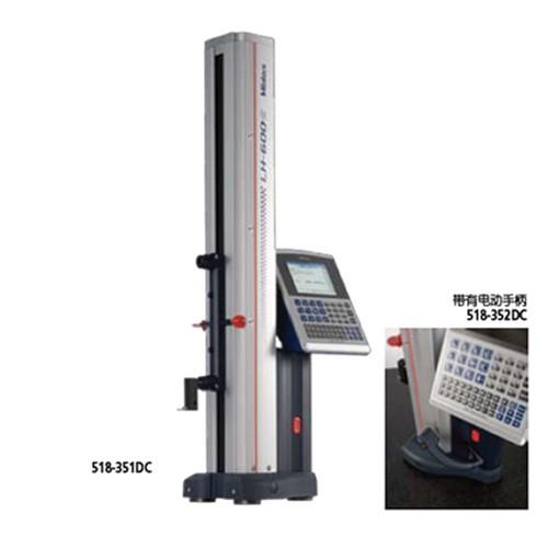 518系列高精度2D测量仪